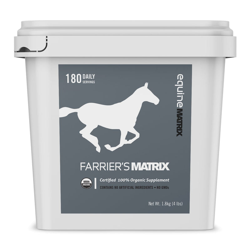 Farrier's Matrix Hoof Supplement