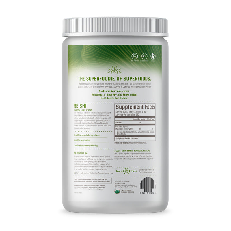 Om Reishi Powder