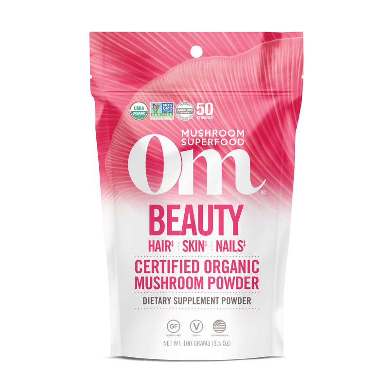 Om Beauty Powder