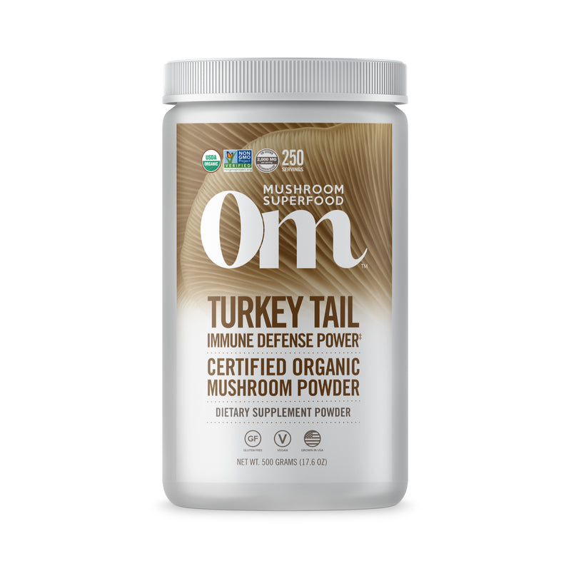 Om Turkey Tail Powder