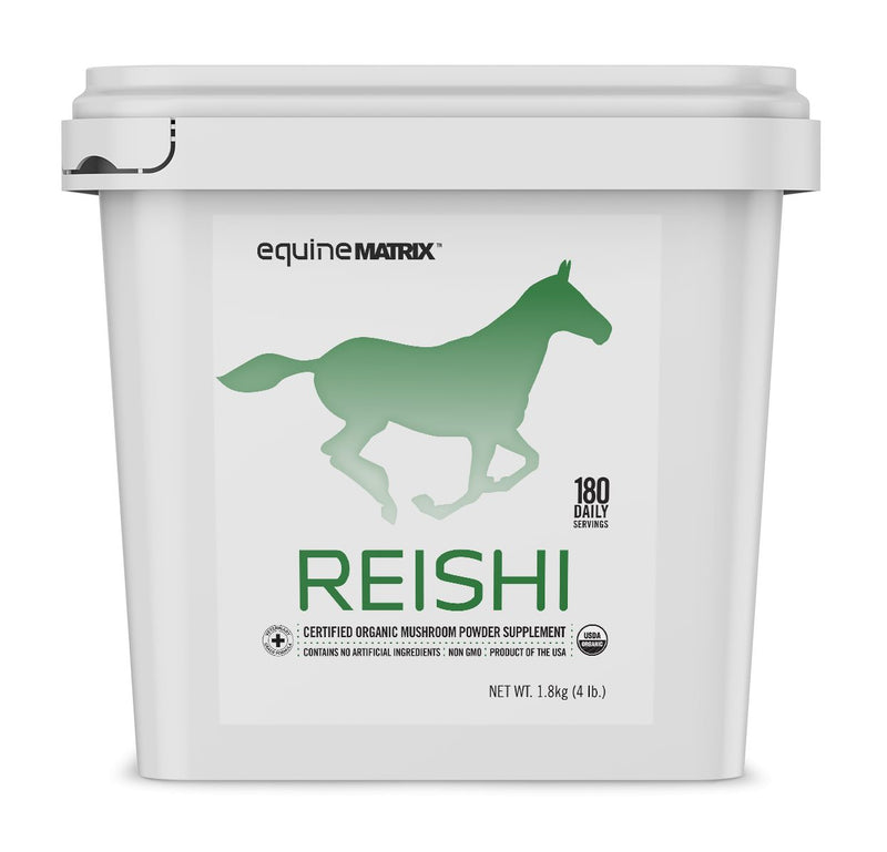 Reishi Mushroom Supplement for Horses