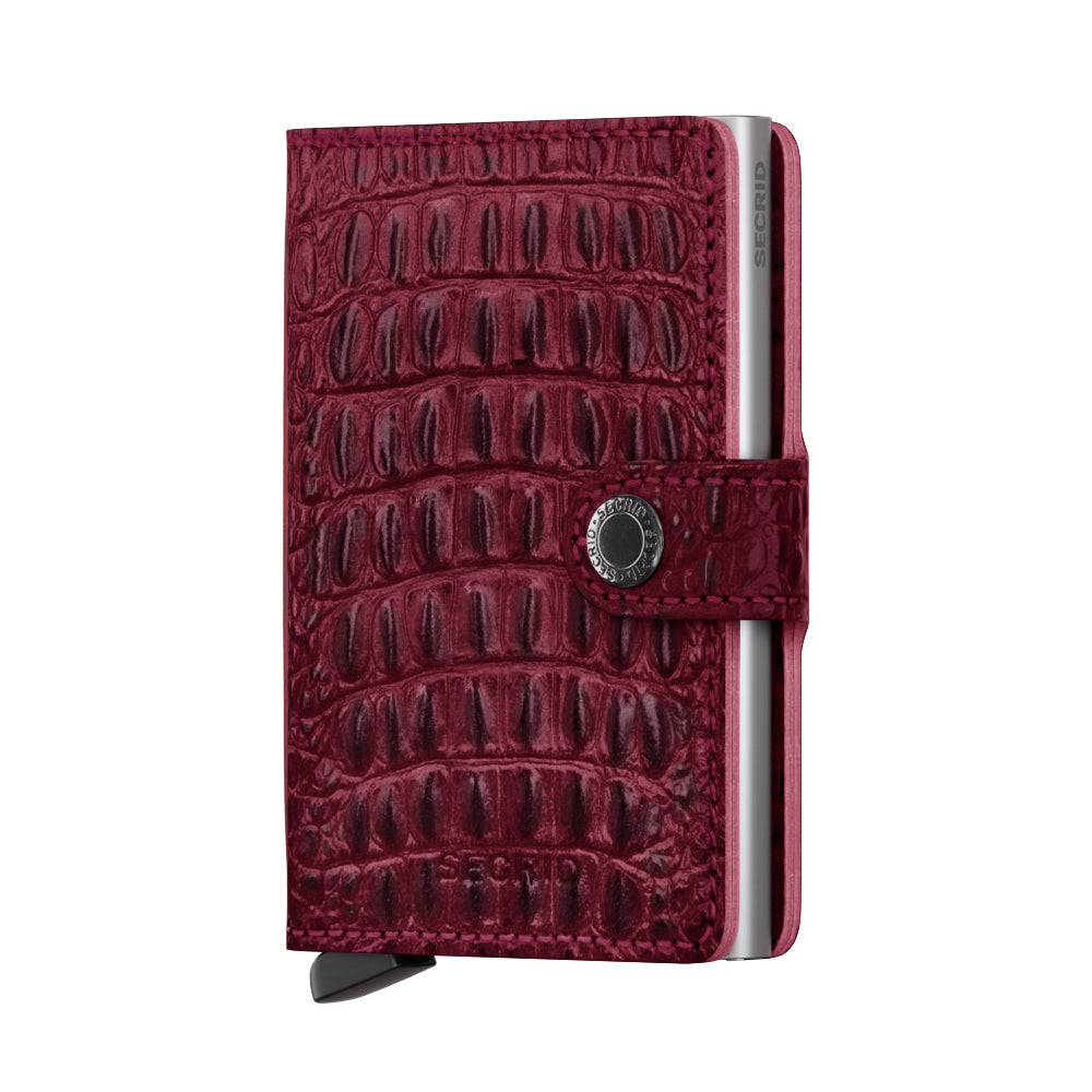 Secrid Nile Red Mini Wallet