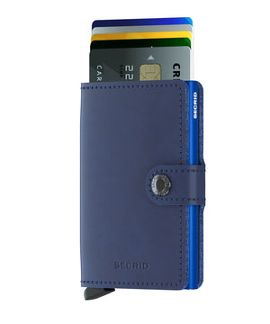 Secrid Navy Blue Original Mini Wallet