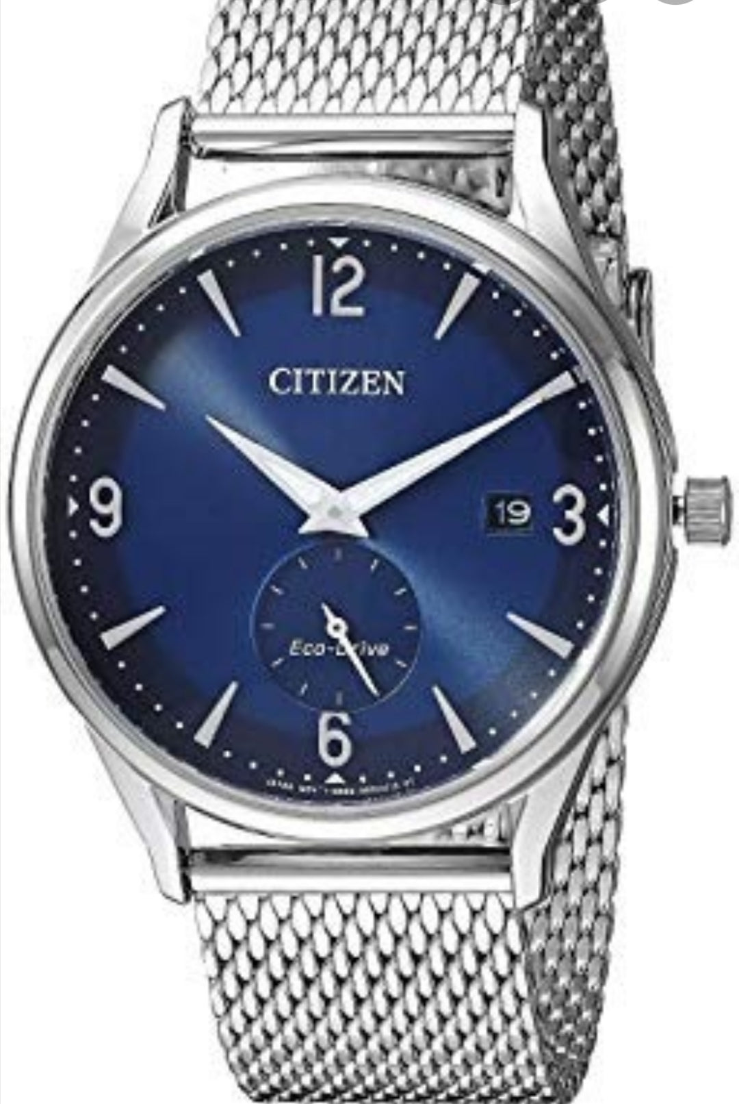 Citizen Eco Drive BTW