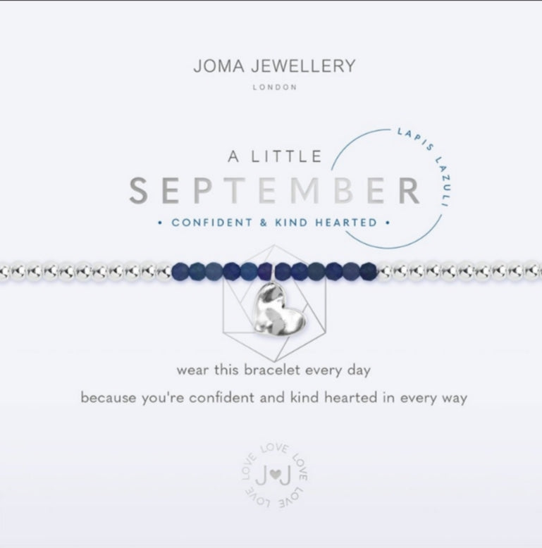 Joma September Birthstone Bracelet