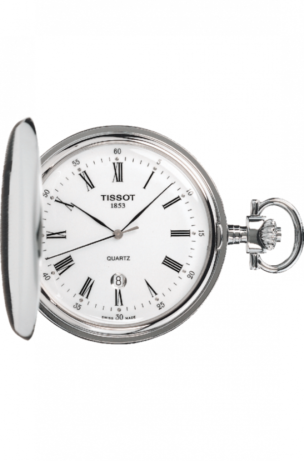 Tissot Savonnette with chain