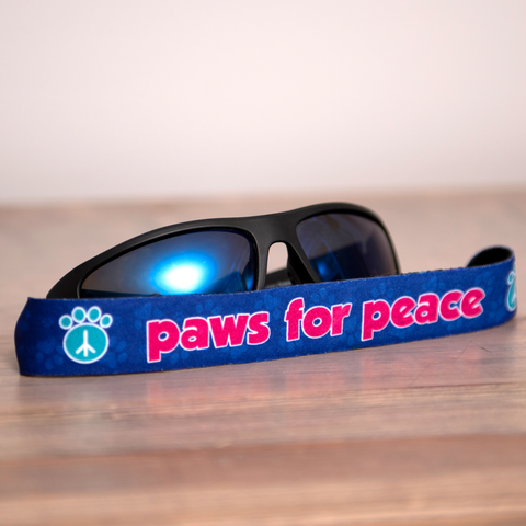 Sunglass Holders - Paws for Peace
