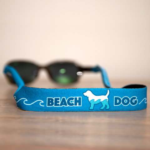 Sunglass Holders - Beach Dog