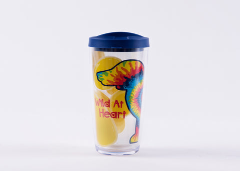 16 oz Thermal Tumbler -Wild at Heart