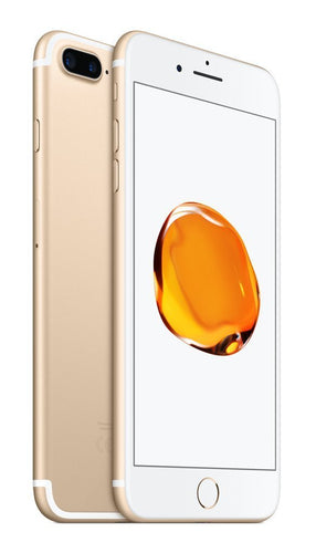 Apple iPhone 7 Plus | Unlocked | 128 GB - International Version (Gold)