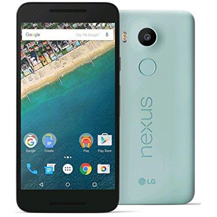 LG Nexus 5X Unlocked | 32gb | Ice Blue