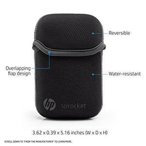 HP Sprocket Reversible Sleeve (Z2K82A)