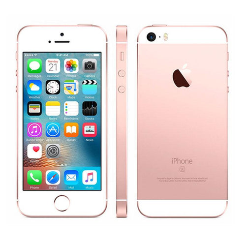 Apple iPhone SE | Unlocked | 64 GB - Rose Gold