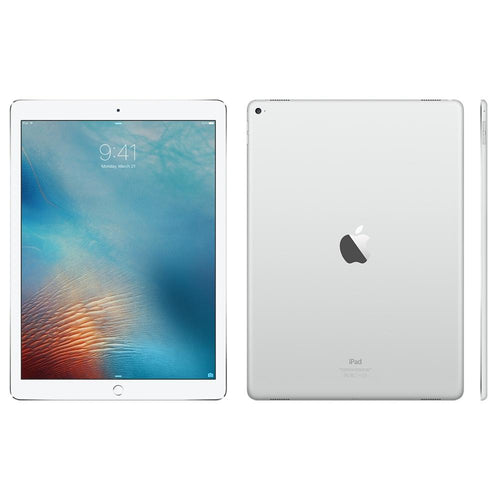 Apple iPad Pro (256GB, Wi-Fi, Silver) 12.9-inch