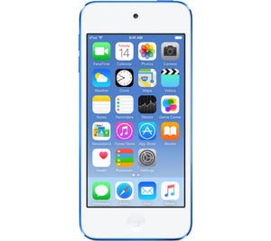 Apple iPod Touch 6th Generation | 32 GB  (Blue)