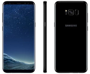 Samsung Galaxy S8+ (Phone Only) | Unlocked | 64GB (Midnight Black)