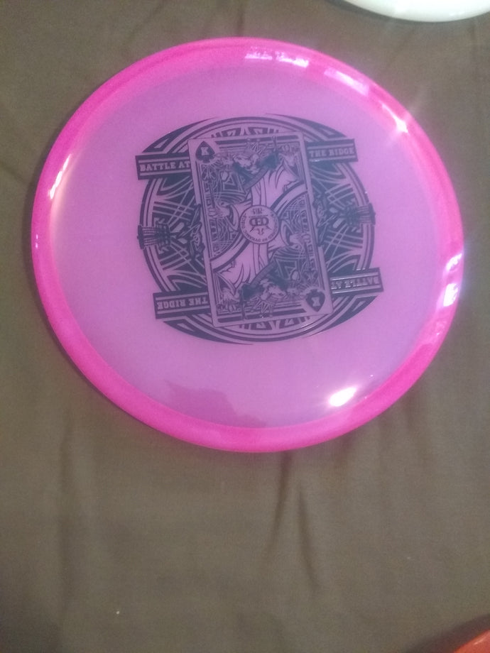Dynamic Discs Lucid Marshal Battle II Pink 176