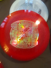 Load image into Gallery viewer, Dynamic Discs Captain Sparkle Lucid Battle II Red 168