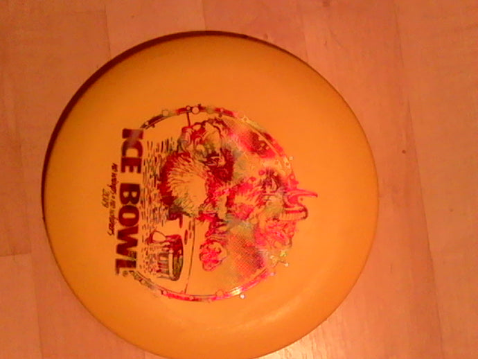 Millenium Omega SS Ice Bowl 2019 Standard Yellow 175 Grams