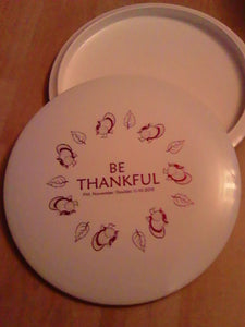 Innova Be Thankful Star TL 3 White 168 Grams