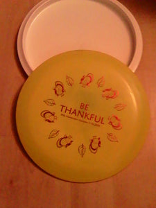 Innova Be Thankful Pro Katana Yellow 169 Grams