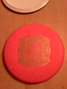 Dynamic Discs Classic Blend Burst Guard Pink 173 Grams