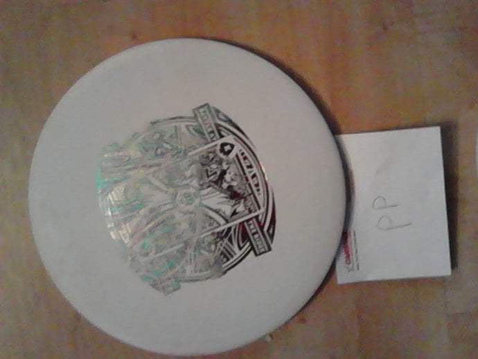Dynamic Discs Prime Emac Truth Battle II White 175 Grams