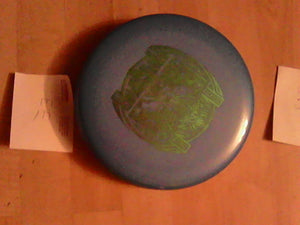 Westside Tournament Plastic Shield Battle II Blue 173 Grams