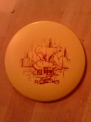 Innova DX Teebird Ice Bowl 2020 Yellow 150 Grams