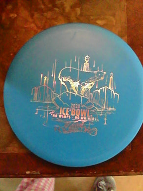 Innova DX Blue Roc Ice Bowl 2020 141 Grams
