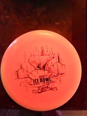 Millennium Sirius Quasar Orange Ice Bowl 2020 148 G*