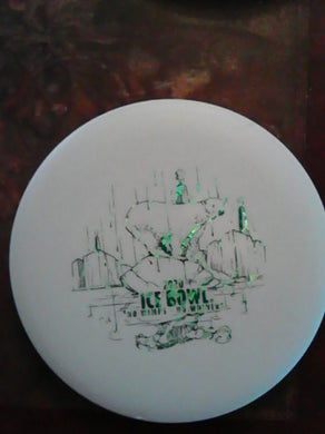 Innova DX Glow Flat Top Roc Ice Bowl 2020 177 Grams