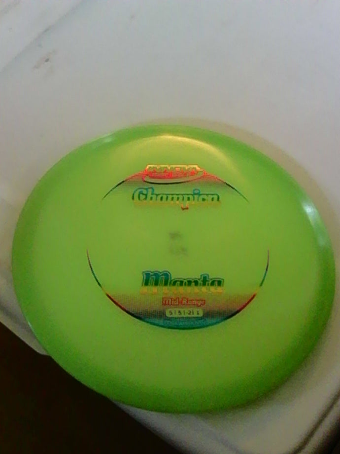 Innova Champion Manta 176 Grams