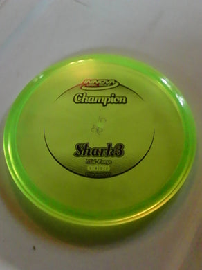 Innova Champion Shark 3 171 Grams