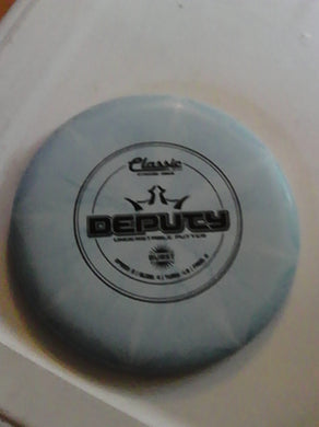 Dynamic Discs Classic Blend Burst Deputy 173 Grams