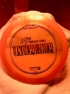 Discraft Paige Pierce 5X  Z Undertaker 173-174 Grams