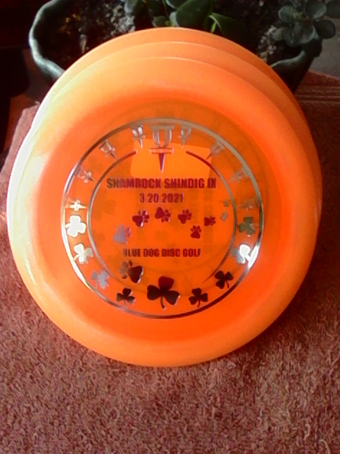 Innova Blizzard Champion Shamrock Shindig IX Boss 146 Grams