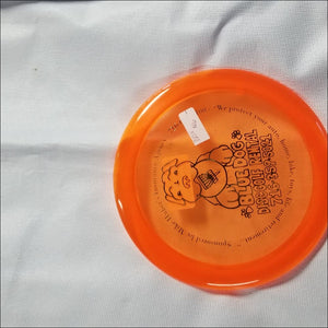 Discmania Bluedog C Line Orange Ddx 174 Grams