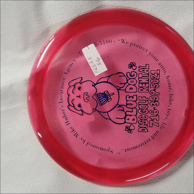 Discmania Bluedog C Line Pink Pd Freak 171 Grams