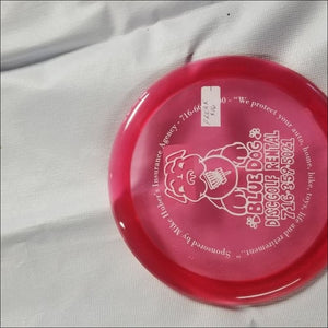 Discmania Bluedog C Line Purple Pd Freak 174 Grams
