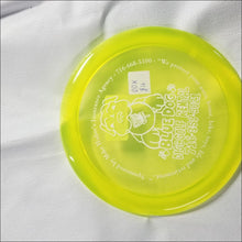 Load image into Gallery viewer, Discmania Bluedog C Line Yellow Ddx 173 Grams