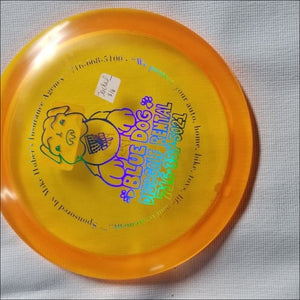 Discmania C Line Orange Bluedog Fd Jackal 173 Grams