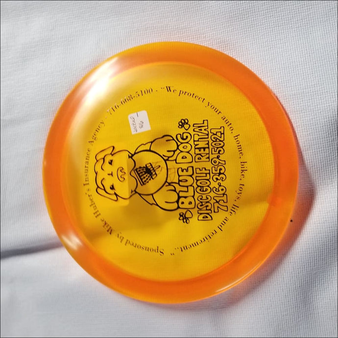 Discmania C Line Orange Bluedog Fd Jackal 176 Grams