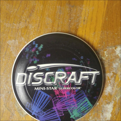 Discraft Mini Ultra Star