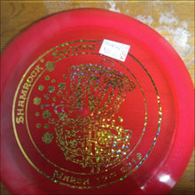 Load image into Gallery viewer, Discraft Red Shamrock Shindig Z Thrasher 173-174