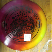Load image into Gallery viewer, Discraft Tye Dye Shamrock Shindig Z Nuke 164-166 Grams