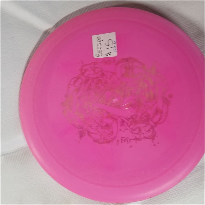 Dynamic Discs Beachwood Escape Pink 170 Grams