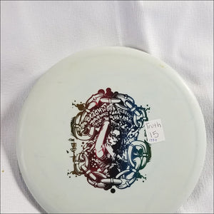 Dynamic Discs Truth Beachwood White 178 Grams