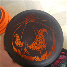 Load image into Gallery viewer, Innova Black Pumpkin Disc 2018 Dx Roc X3 171 Grams