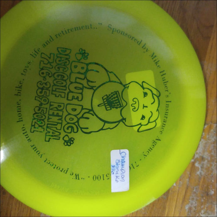 Innova Champion Shryke Blue Dog 173 Grams